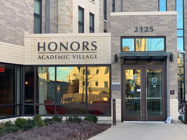 UT Honors Academic Village