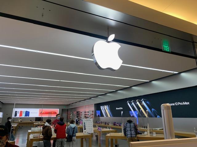 Toledo Franklin Park Mall Apple Store