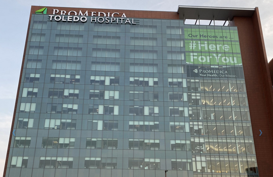 Promedica Toledo Hospital Generations Tower
